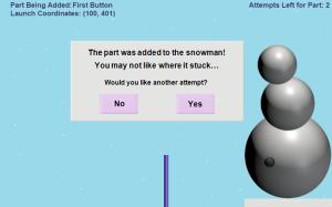 Snowman Day Update